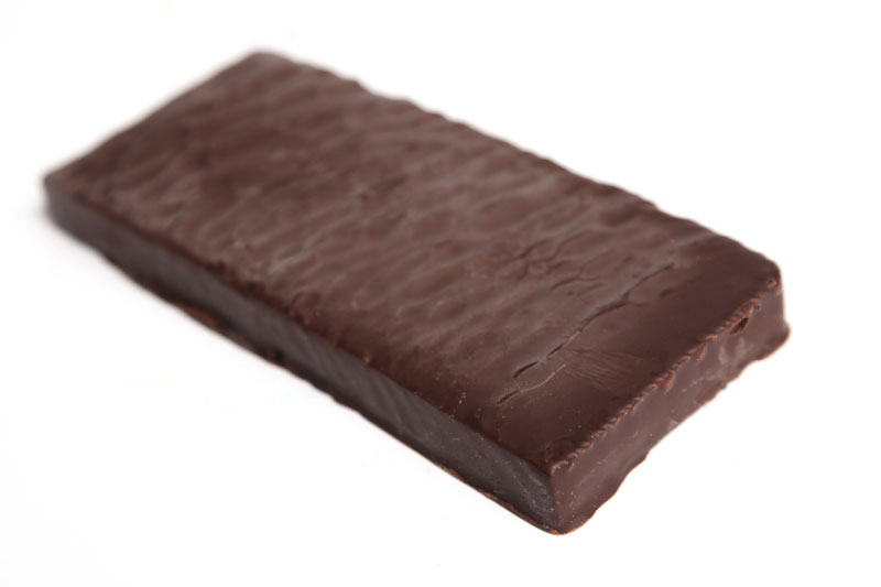 Chocolate al Cointreau (Sin gluten). Barra 250gr.